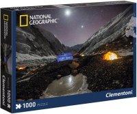 Puzzle 1000 Clementoni 39310 Obóz Górski - National Geographic