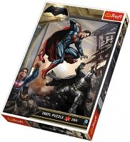 Puzzle 260 Trefl 13201 Batman Superman