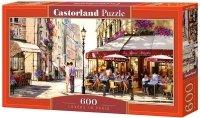 Puzzle 600 Castorland B-060085 Kochankowie w Paryżu