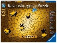 Puzzle 631 Ravensburger 151523 Złota Krypta
