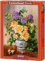 Puzzle 1000 Castorland C-103928 Róże i Bzy