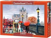 Puzzle 1500 Castorland C-151455 Most - Tower Bridge
