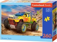 Puzzle 260 Castorland B-27330 Monster Truck