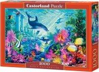 Puzzle 1000 Castorland C-103515 Życie pod Wodą