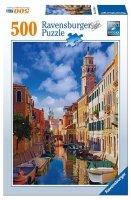 Puzzle 500 Ravensburger 144884 In Venedig