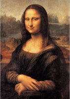 Puzzle 500 Clementoni 30363 Mona Lisa