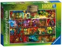 Puzzle 1000 Ravensburger 195114 Fantastyczna Podróż