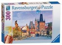 Puzzle 300 Ravensburger 136445 Praga