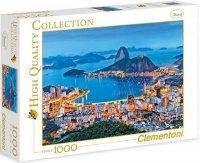 Puzzle 1000 Clementoni 39258 Rio De Janeiro