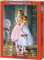 Puzzle 1000 Castorland C-103218 Dwie Dziewczynki - Encore