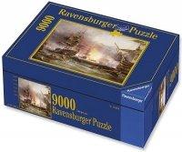 Puzzle 9000 Ravensburger 178063 Bombardowanie Algieru