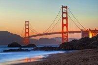 Puzzle 1000 Schmidt 58234 San Francisco - Golden Gate Bridge