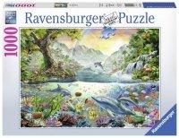 Puzzle 1000 Ravensburger 194841 Życie pod Wodą