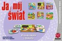 ! Puzzle Układanka Gra Maxim - Ja i Mój Świat - Przedszkole i Szkoła G30.01.02
