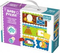 Puzzle Baby Classic Trefl T-36078 Sorter Kształtów