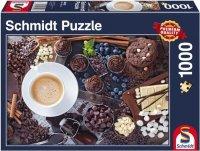 Puzzle 1000 Schmidt 58293 Przerwa na Kawę