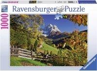 Puzzle 1000 Ravensburger 194230 Jesień w Górach