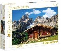 Puzzle 1000 Clementoni 39297 Austria - Domek w Górach