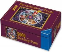 Puzzle 9000 Ravensburger 178056 Astrologia