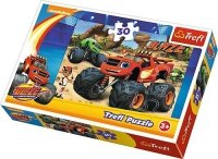Puzzle 30 Trefl 18222 Blaze - w akcji