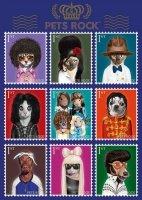 Puzzle 1000 Schmidt 59343 Pets Rock - Muzyka