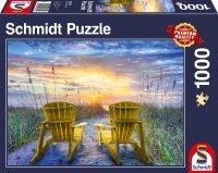 Puzzle 1000 Schmidt 58310 Zachód Słońca we Dwoje
