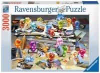 Puzzle 3000 Ravensburger 170647 Gelini - Podróżnicy