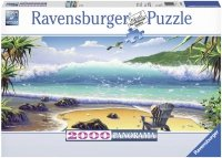 Puzzle 2000 Ravensburger 167005 Poza Światem