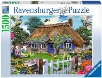 Puzzle 1500 Ravensburger 162970 Cottage in England