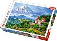Puzzle 1000 Trefl 10431 Pejzaż z Wulkanem