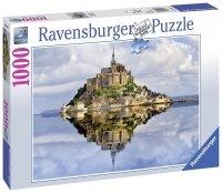 Puzzle 1000 Ravensburger 196470 Góra Świętego Michała