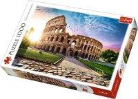 Puzzle 1000 Trefl 10468 Koloseum w Promieniach Słońca