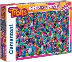 Puzzle 1000 Clementoni 39369 Impossible Trole