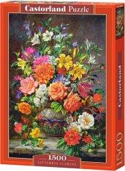 Puzzle 1500 Castorland C-151622 Kwiaty