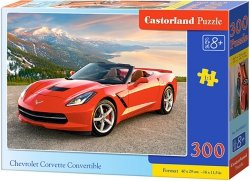 Puzzle 300 Castorland B-030057 Auto - Chevrolet Corvette Convertible
