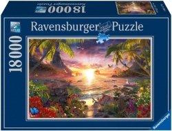 Puzzle 18000 Ravensburger 178247 Rajski Wschód Słońca