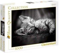 Puzzle 1000 Clementoni 39422 Kotek