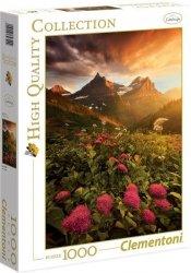 Puzzle 1000 Clementoni 39329 Widok na Góry