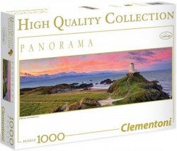 Puzzle 1000 Clementoni 39342 Latarnia Morska -  Lighthouse