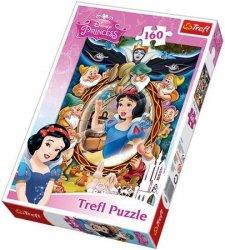 Puzzle 160 Trefl 15299 Królewna Śnieżka - Kolaż