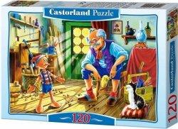 Puzzle 120 Castorland B-12787 Pinokio