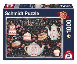 Puzzle 1000 Schmidt 58274 Cukiernia