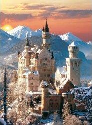 Puzzle 1500 Clementoni 31925 Zamek Neuschwanstein
