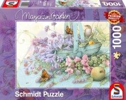 Puzzle 1000 Schmidt 59572 Marjolein Bastin - Koszyk Pełen Kwiatów