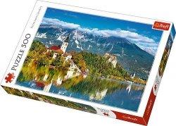 Puzzle 500 Trefl 37259 Bled - Słowenia