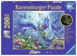 Puzzle 200 Ravensburger 136780 Syrena