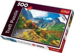 Puzzle 500 Trefl 37190 Jesienne Tatry
