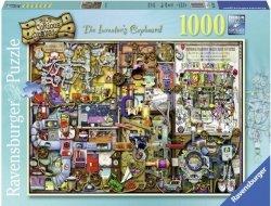 Puzzle 1000 Ravensburger 195978 Kredens Wynalazcy