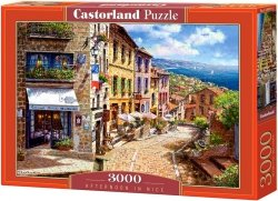 Puzzle 3000 Castorland C-300471 Nicea - Afternoon in Nice