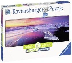 Puzzle 1000 Ravensburger 150755 Jokulsarlon - Island - Panorama